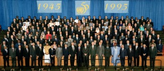 World leaders _UN_1995